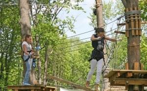 В Сочи открыт канатный развлекательный парк