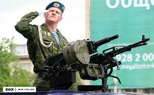 Месячник оборонно-массовой, а также военно-патриотической работы будет торжественно открыт в Краснодаре