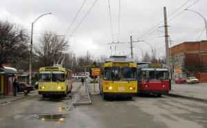 На маршруты по кубанской столице вышли 144 троллейбуса и 111 трамваев