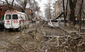 Без электроэнергии остается 41 тысяча краснодарцев