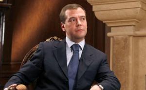 """Медведев: """"Затраты на саму Олимпиаду не превысили $6-ти миллиардов"""""""