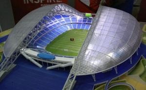 В футбольную инфраструктуру Краснодара и Сочи за ближайшие пять лет вложат почти 3 миллиарда рублей