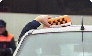 В Геленджике проходят рейды по проверке таксистов