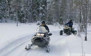 Сафари-тур на снегоходах появится вскоре в биосферном заповеднике Сочи