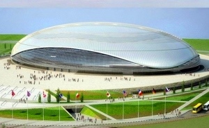 «Большой» ледовый дворец Сочи ждёт олимпийцев
