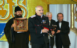 Тимощенко в Краснодаре представил свою новую киноленту
