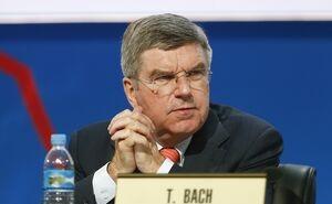 Президент МОК Томас Бах подверг критике политиков, игнорирующих Олимпиаду