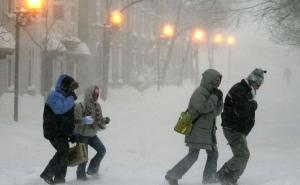 На Краснодарский край надвигаются метели и 25-ти градусные морозы