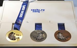 Сочинские медали прошли все необходимые проверки