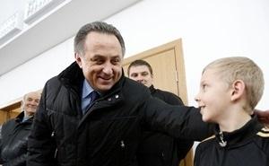 Виталий Мутко побывал в «Городе спорта» Краснодара