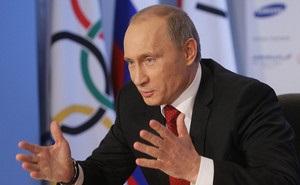 Владимир Путин объяснил, почему именно Сочи выбран местом Олимпиады-2014