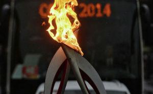 Маршрут эстафеты в Краснодаре сопровождается праздничными программами