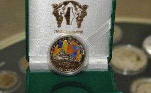 Украина ввела в обращение «олимпийские» монеты