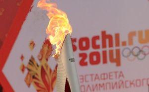 Олимпийский огонь прибыл в кубанскую столицу