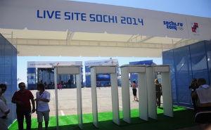 В Сочи готовы к работе площадки Live site