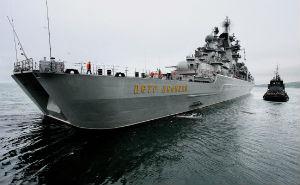 Главы России и КНР связались из Сочи с военным крейсером