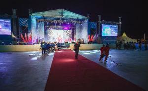 Площадка городской активности стартовала в Краснодаре