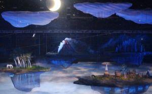 В церемонии открытия Олимпийских игр принимали участие артисты из Краснодарского края