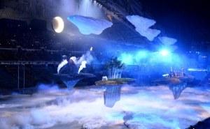 Ведущую роль в церемонии открытия Олимпиады сыграла 11-летняя гимнастка из Краснодара