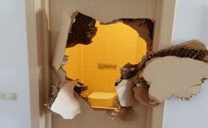 Американец выбил дверь гостиницы в Сочи