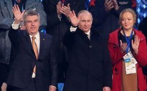 Загадочная незнакомка Владимира Путина на церемонии открытия Олимпиады