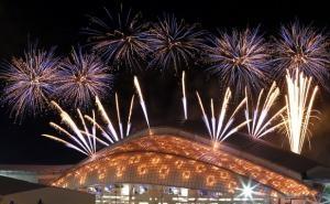 1 миллион долларов США – такова стоимость фейерверка на церемонии открытия Олимпиады-2014