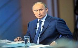 Владимир Путин поручил разработать план будущего развития Сочи