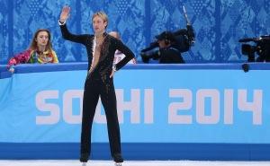 Евгений Плющенко хочет выступить на следующих Олимпийских играх