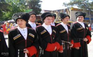 Краснодарские кандидаты в казаки поставлены на учёт