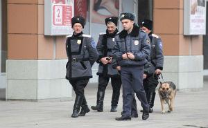 В охране порядка в Краснодаре участвовало двадцать три тысячи человек