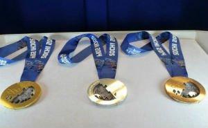 Олимпийский медальный зачёт: Россия лидирует