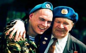 Краснодарцы празднуют День Защитника Отечества