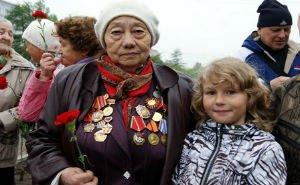 «Полотно памяти» сшили дети Щербиновского района