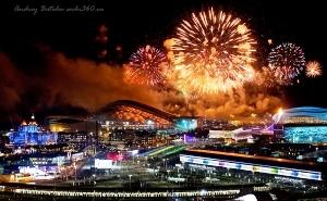 Зимние Олимпийские Игры закрыты: Россия победила