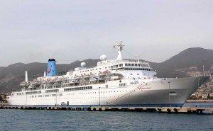 В 2014-м году порт города Сочи примет 163 круизных лайнера