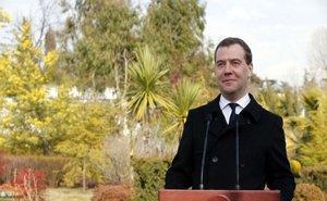Медведев выслушал предложения о будущем использовании олимпийского наследия