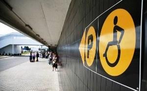 На ЖД вокзалах Сочи организовали Центры содействия мобильности для инвалидов