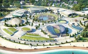 Посетители Олимпийского парка Сочи жалуются на спекулянтов