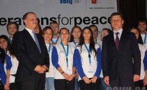 В Сочи, в рамках формирования олимпийского наследия, воспитывают молодых лидеров
