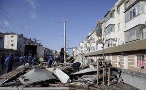 В Новороссийске предварительно подсчитали убытки, нанесенный ураганом
