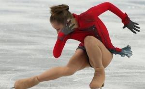 Выступление Юлии Липницкой на Олимпиаде в Сочи оценил сам Стивен Спилберг