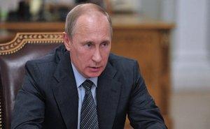 Путин определил сроки принятия норм ГТО