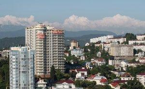 Сочи — пока единственный город в России с общим архитектурным стилем