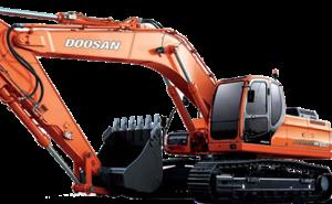 Спецтехника корейского производства Doosan - выгодное решение при строительных работах