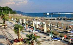 Пляжи в Сочи отныне будут только муниципальными