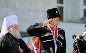 В Краснодаре состоялся торжественный парад Кубанского казачьего войска