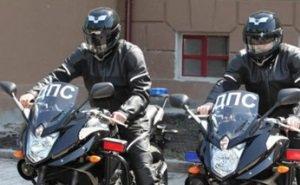 В Геленджике байкеры и полицейские проводят акцию