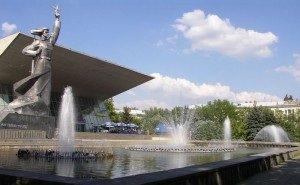 В прокуратуре Краснодарского края разбираются по вопросу реконструкции фонтана у кинотеатра