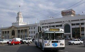 На Привокзальной площади Краснодара открыли платную парковку