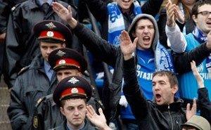 По факту избиения журналистов в Краснодаре питерскими фанатами